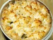 Creamed Cauliflower