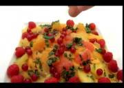 Ensalada De Frutas Con Aceite De Limon