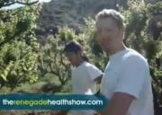 About Picking Nettles and Raw Macdamia Nuts from Glen Ivy Farm