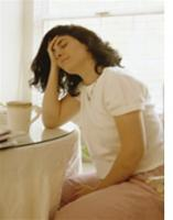 nausea caused by food poisoning