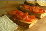 Sandwich With Tomatoes