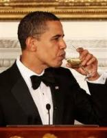 What are the White House wines for Christmas