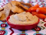 Super Easy Hummus - Healthy Snack