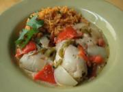Salvadorian Chicken Stewed In Cream