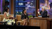 Michelle Obama creates noise at the Jay Leno Show