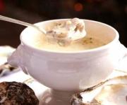 Tabasco Oyster Stew