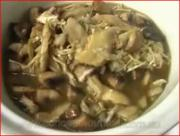 Japanese-Style Mixed Mushroom Stir-Fry