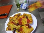 Focaccia Barese With Tomatoes Recipe
