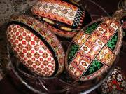 Ukrainian Easter Eggs art - Pysanky