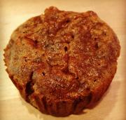 Sunflower Spice Apple Muffins