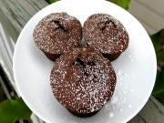 Warm Chocolate Fudge Cakes