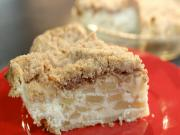 Sour Cream Apple Pie Crumble