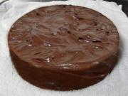 Fudge Cake With Chocolate Silk Frosting