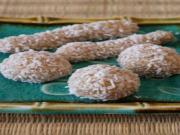 Coconut Peanut Butter Oatmeal Balls