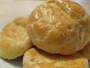 Butter-Crisp Herb Buns