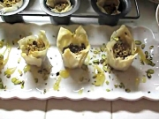 Cook and Dance: Phyllo Cups