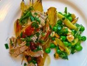 Grilled Chicory