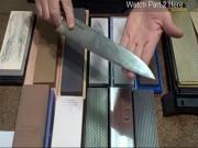 Knife Sharpening Module 1 Part 1