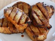 Skillet Barbecued Pork Chops
