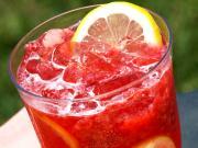 Raspberry Lemon Cocktail