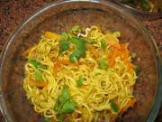 Sausage Noodle Chili