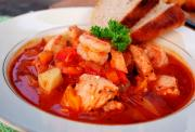 Tomato Fish Stew