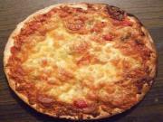Pizza a la Reine