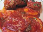 Meatballs In Sunday Gravy : Part 2