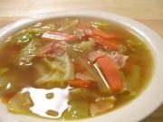 Cabbage soup which is the part of 7 day diet plan