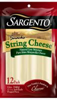 packet of string cheese