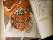 Easy Tofu Spinach Lasagna