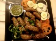 Easy Seekh Kebab
