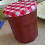 Strawberry And Rhubarb Marmalade