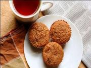 Banana Wheat Germ Muffins