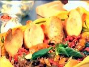 Tony Caputo's Roasted Pepper Salad