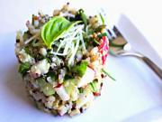 Quinoa and Pearled Barley Salad
