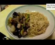 Stir Fried Pork and Vegetables