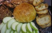 Baked Brie Wria Pastry