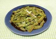 Filipino Snow Peas Guisado