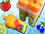 How to Make Fruit Popsicles