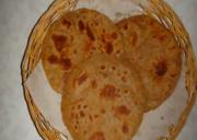 Bhakri or Bhakhri (Indian Instant Bread)