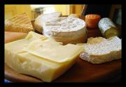 A tray full of Spanish Cheese