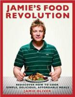 Jamie Oliver - The Healthy-Eating Advocate
