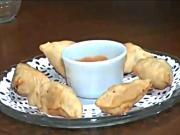 Samosas with a Chinese Filling
