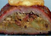 Smoked Hawaiian Style Pulled Pork Fatty
