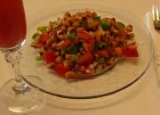 Quick Black Eyed Pea Salad