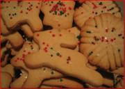 Making Christmas Cookies with Liam