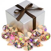 The delicate cookie gift box