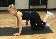 Lower Body Weight Lifting Exercise