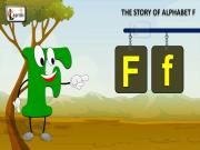 The F Song | Letter F Song | Story of Letter F | ABC Songs